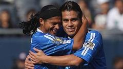 El Salvador goleó a Cuba en Copa Oro 2011